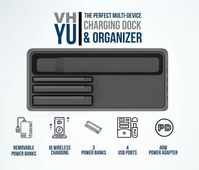 YU: The Ultimate Charging Solution
